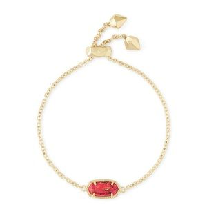 Kendra Scott Elaina Gold Adjustable Bracelet